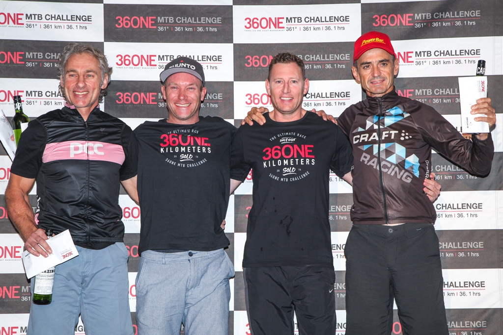Entries Sold Out For The 36ONE MTB Challenge