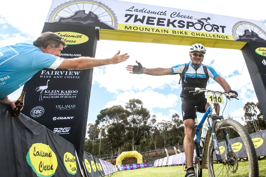 Entries to the 2017 Ladismith Cheese 7Weekspoort MTB Challenge, which takes place on the 30th of September, open on Tuesday the 14th of March at 12:00. Photo by Oakpics.com.
