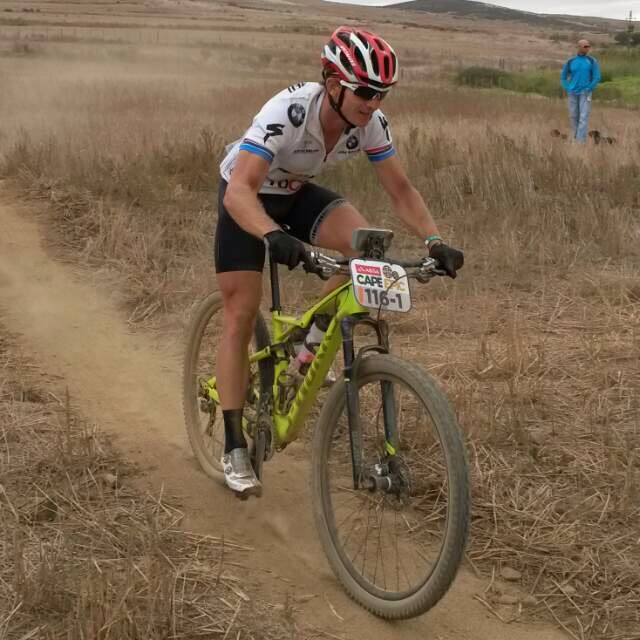Jonathan Odendaal completed four Absa Cape Epic's alongside his brother Bertus. Bertus will once again team up with Jonathan to see him through the final leg of The 36ONE MTB Challenge. Photo courtesy of Cherise Odendaal.