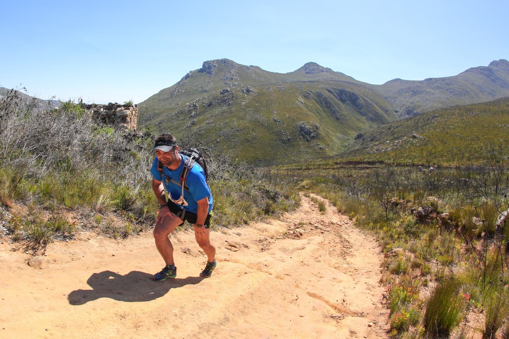 The revised route for the Attakwas Trail Extreme will still include a daunting climb or two. Photo by Oakpics.com.