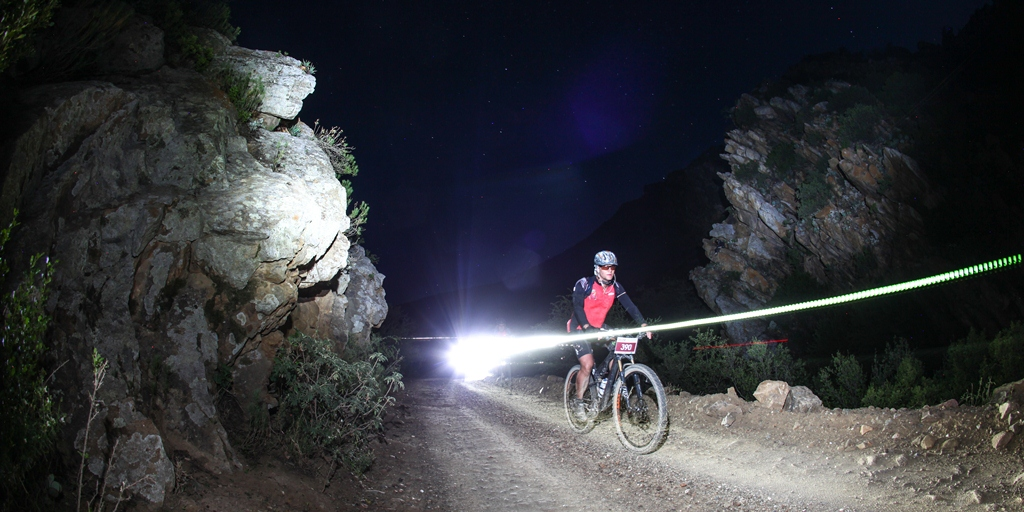 The 36ONE MTB Challenge Partners With Extreme Lights