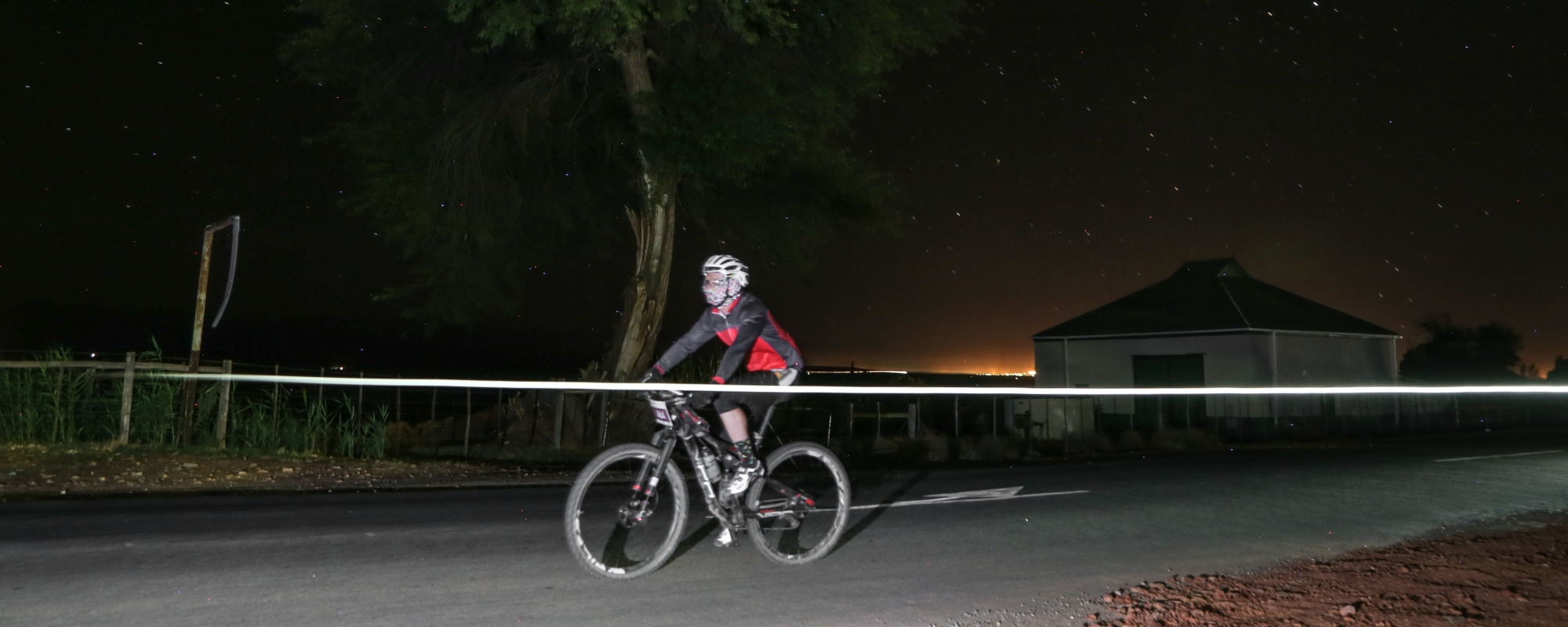 What Cycle Lights Do I Need For The 36ONE MTB Challenge?