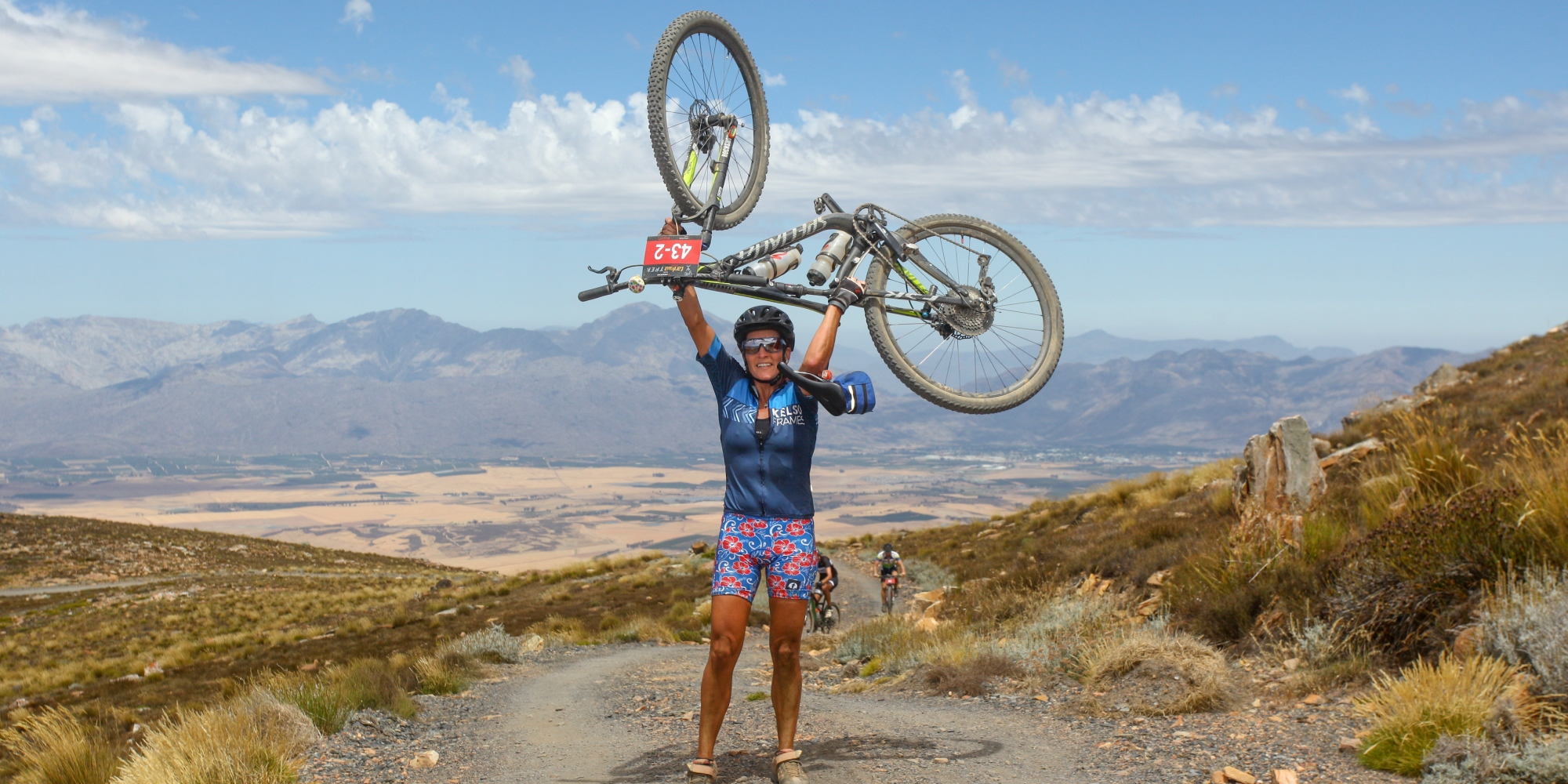 Ambassador Blog: Jade's Reflections on a Year in Love with her MTB