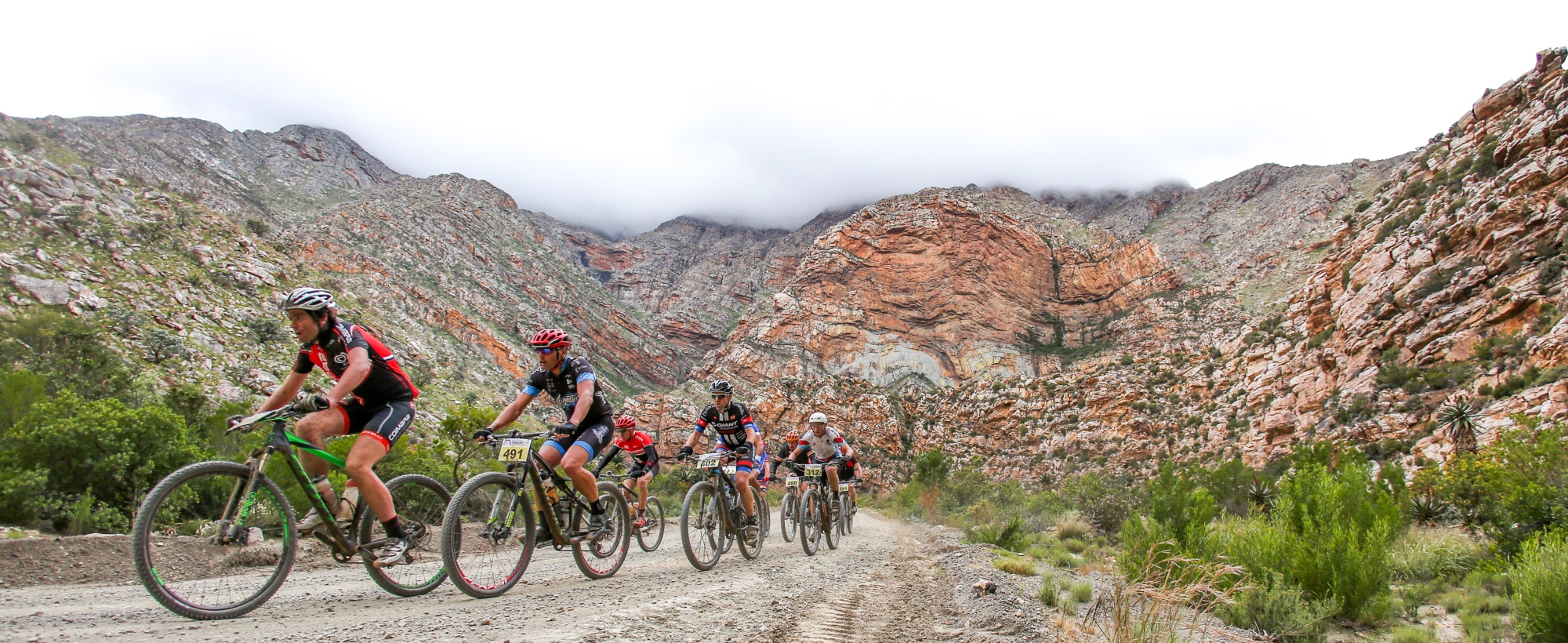 Southern Cape Locals to Race the 7Weekspoort MTB Challenge