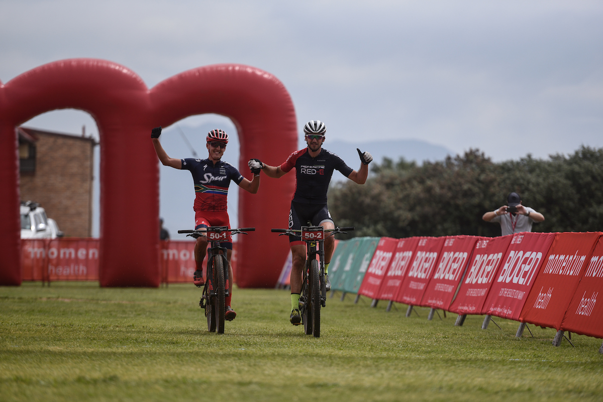 Team Spur Kick Start The Cape Pioneer Trek With Double Stage Victory