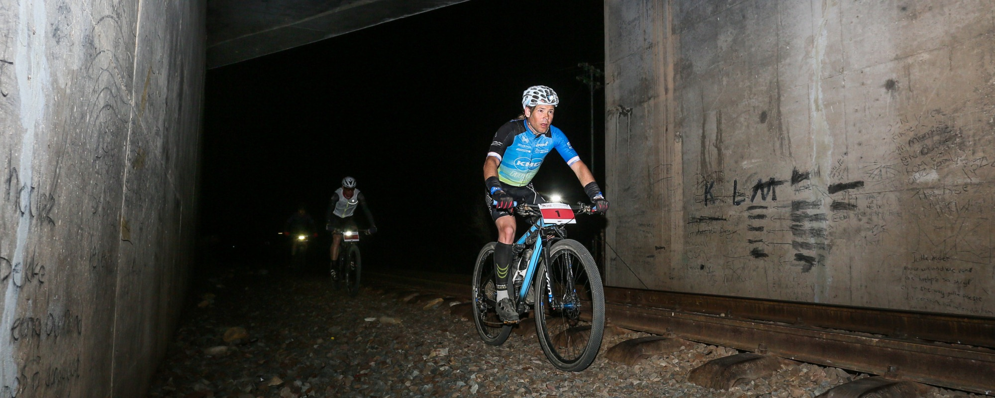 Ramses Bekkenk to second victory in the 36ONE MTB Challenge